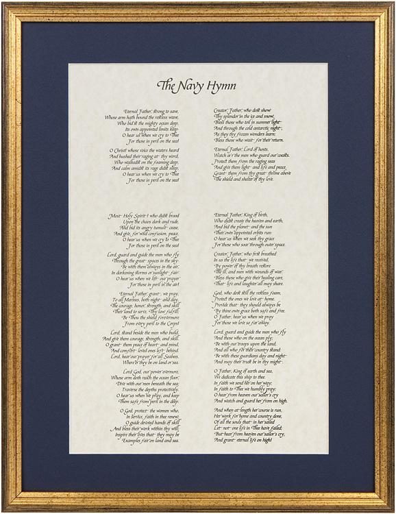 The Navy Hymn